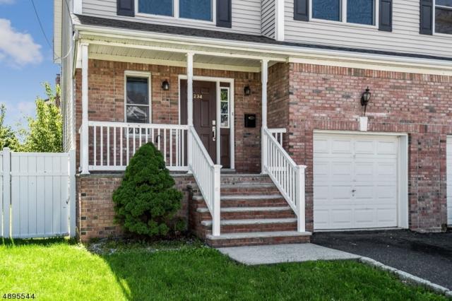 234 N 9Th St, Kenilworth Boro, NJ 07033 (MLS #3557566) :: The Dekanski Home Selling Team