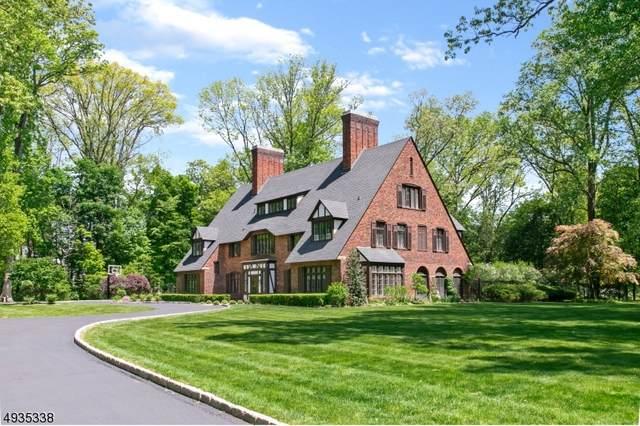 15 Fox Hollow Road, Morris Twp., NJ 07960 (MLS #3592285) :: Mary K. Sheeran Team
