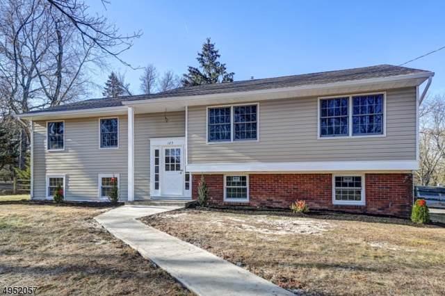125 Lamington Rd, Branchburg Twp., NJ 08876 (MLS #3607055) :: Vendrell Home Selling Team