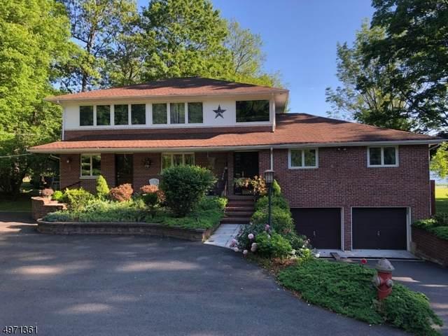 155 Lake Shore Dr, Rockaway Twp., NJ 07866 (MLS #3623823) :: The Dekanski Home Selling Team