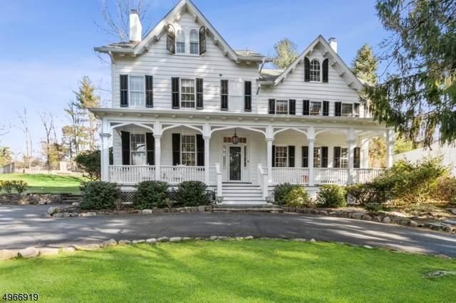 7 Parsonage Hill Rd, Millburn Twp., NJ 07078 (MLS #3624106) :: Zebaida Group at Keller Williams Realty