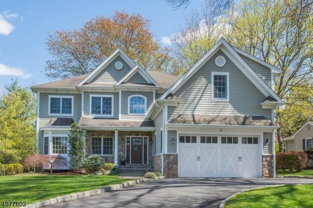 16 Washington St, Florham Park Boro, NJ 07932 (MLS #3629576) :: The Dekanski Home Selling Team