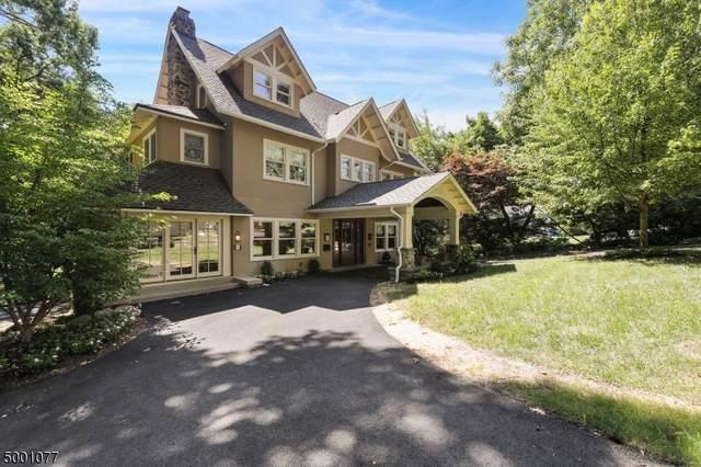 50 Pollard Rd, Mountain Lakes Boro, NJ 07046 (MLS #3652919) :: RE/MAX Select