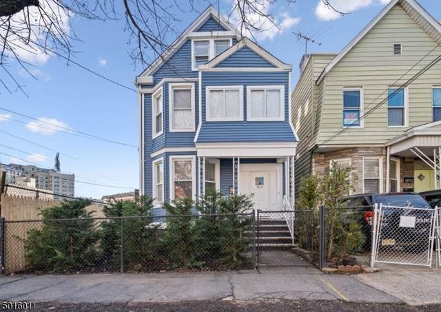 303 Magnolia Ave, Jersey City, NJ 07306 (MLS #3668564) :: Team Gio | RE/MAX