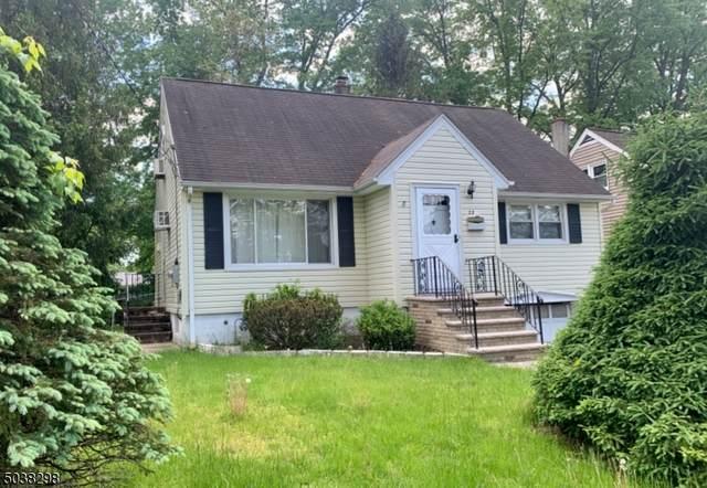 22 Carlson Pl, Parsippany-Troy Hills Twp., NJ 07034 (MLS #3683890) :: The Debbie Woerner Team