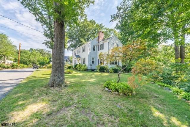 34 Howell Rd, Mountain Lakes Boro, NJ 07046 (MLS #3692813) :: SR Real Estate Group