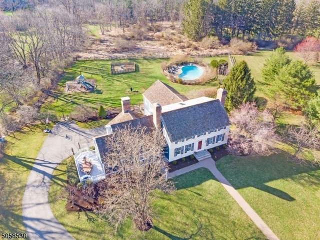 5 Barberry Row, Chester Twp., NJ 07930 (MLS #3700997) :: RE/MAX Select