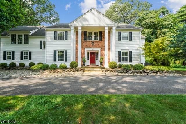 11 Crest Dr, Bernardsville Boro, NJ 07924 (MLS #3703920) :: Coldwell Banker Residential Brokerage