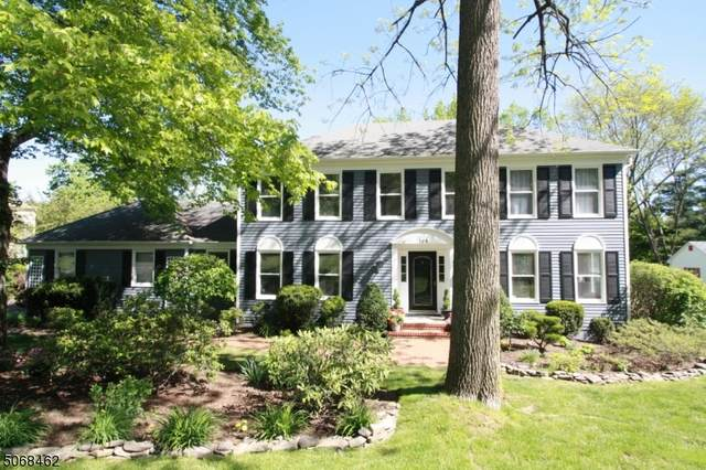 168 Hickory Tavern Rd, Long Hill Twp., NJ 07933 (MLS #3709539) :: The Sikora Group