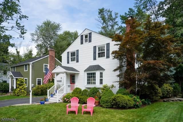 7 Lincoln Ave, Chatham Boro, NJ 07928 (MLS #3728016) :: SR Real Estate Group