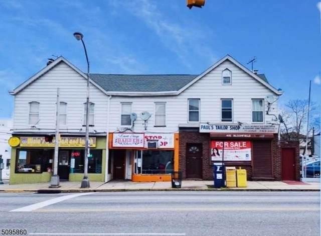 415 Bloomfield Ave, Bloomfield Twp., NJ 07003 (MLS #3734076) :: Kiliszek Real Estate Experts