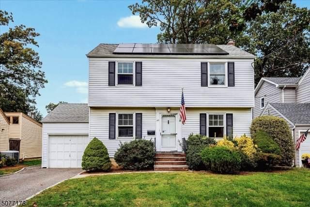 50 N End Terrace, Bloomfield Twp., NJ 07003 (MLS #3746283) :: Corcoran Baer & McIntosh