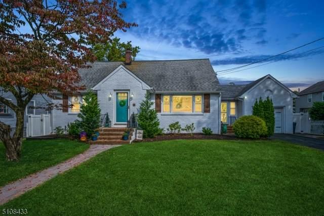 17 Concord St, Cranford Twp., NJ 07016 (#3747243) :: Daunno Realty Services, LLC