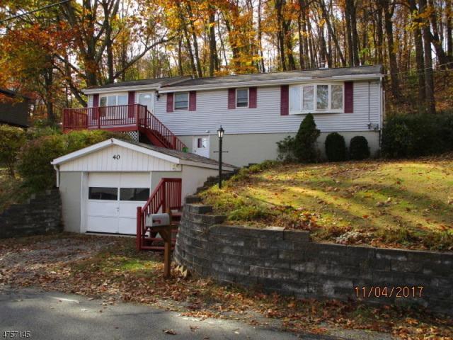 40 Alder Ter, Wantage Twp., NJ 07461 (MLS #3427968) :: SR Real Estate Group