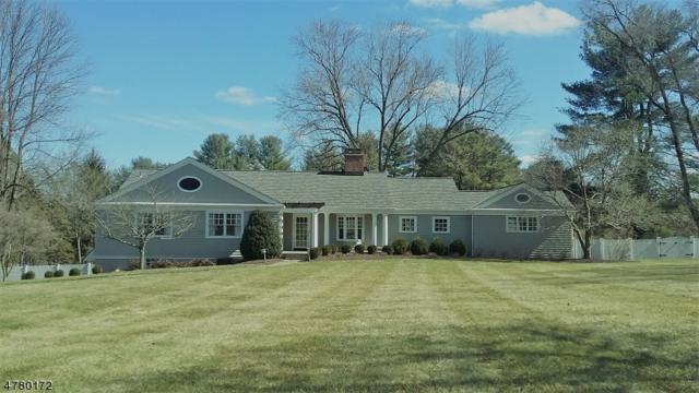34 Lowery Ln, Mendham Boro, NJ 07945 (MLS #3450624) :: SR Real Estate Group