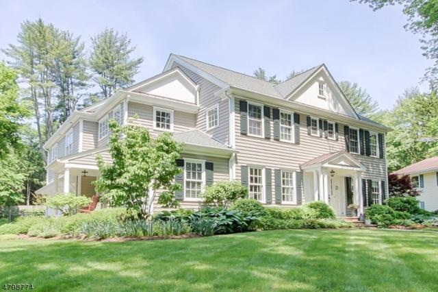20 Country Club Dr, Chatham Twp., NJ 07928 (MLS #3465763) :: The Dekanski Home Selling Team