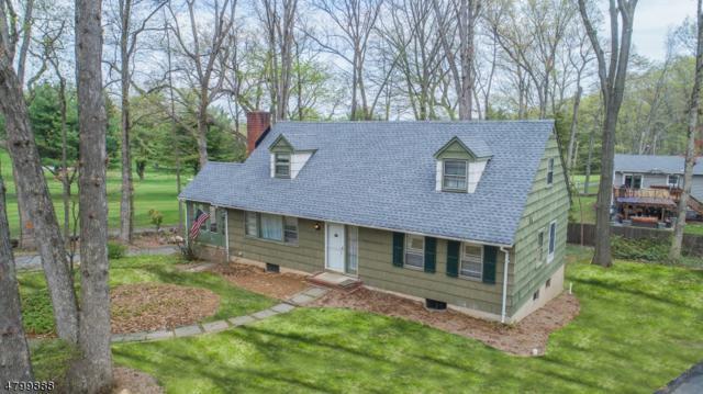 8 Dogwood Ln, Parsippany-Troy Hills Twp., NJ 07878 (MLS #3467486) :: The Dekanski Home Selling Team