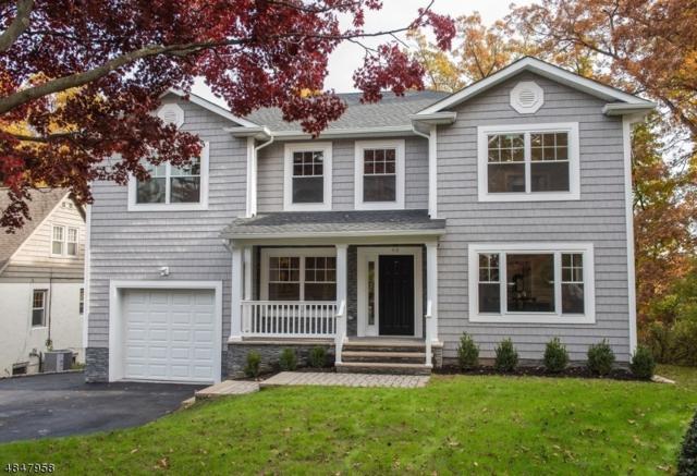 45 Burnet Hill Road, Livingston Twp., NJ 07039 (MLS #3512852) :: The Sue Adler Team