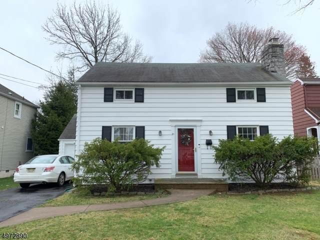 21 Roger Avenue, Cranford Twp., NJ 07016 (MLS #3625259) :: The Dekanski Home Selling Team