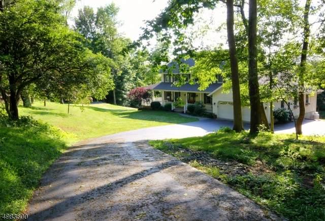 420 Pine Stone Dr, Lebanon Twp., NJ 08827 (MLS #3634839) :: SR Real Estate Group