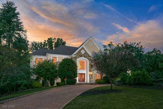 22 Winding Ridge Way, Warren Twp., NJ 07059 (MLS #3644286) :: The Karen W. Peters Group at Coldwell Banker Realty