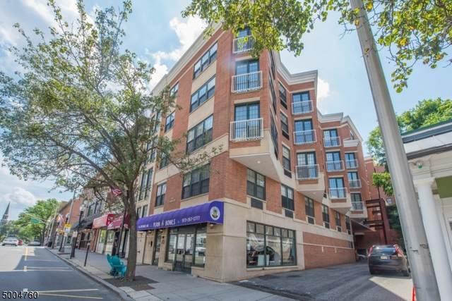 7 Prospect St #306, Morristown Town, NJ 07960 (MLS #3653625) :: Team Braconi | Christie's International Real Estate | Northern New Jersey