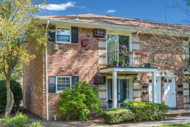 320 South Street 5A A, Morristown Town, NJ 07960 (MLS #3666237) :: REMAX Platinum