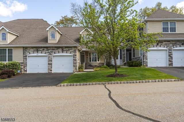 95 Schindler Ct #95, Parsippany-Troy Hills Twp., NJ 07054 (#3709607) :: Rowack Real Estate Team