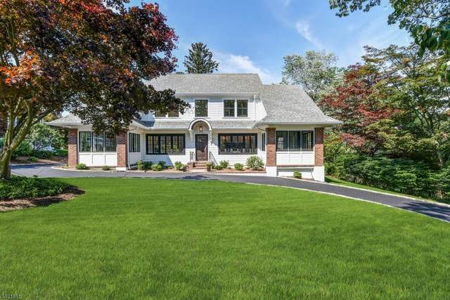 9 Lafayette Pl, Chatham Boro, NJ 07928 (MLS #3719017) :: The Dekanski Home Selling Team