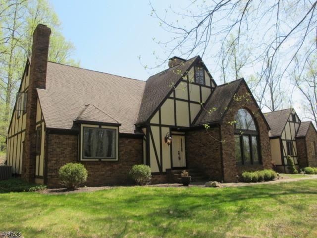 93 Douglass Ave, Bernardsville Boro, NJ 07924 (MLS #3464561) :: The Dekanski Home Selling Team