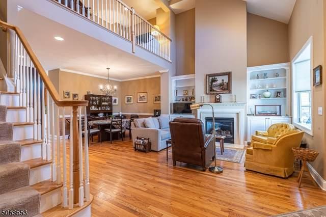 95 Schindler Ct #95, Parsippany-Troy Hills Twp., NJ 07054 (MLS #3709607) :: SR Real Estate Group