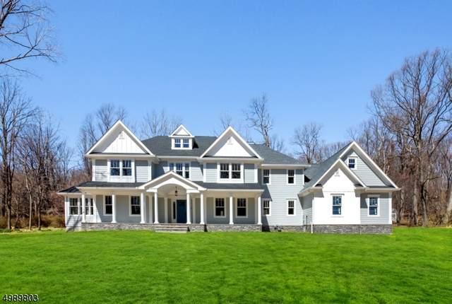 43 Mount Pleasant Rd, Mendham Twp., NJ 07945 (MLS #3640168) :: Zebaida Group at Keller Williams Realty
