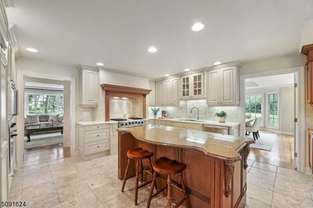 25 Scenery Hill Dr, Chatham Twp., NJ 07928 (MLS #3731283) :: Stonybrook Realty