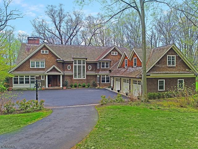 203 Blue Mill Rd, Harding Twp., NJ 07976 (MLS #3438924) :: The Sue Adler Team