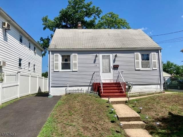 114 Willow Ave, Garwood Boro, NJ 07027 (MLS #3611779) :: The Dekanski Home Selling Team