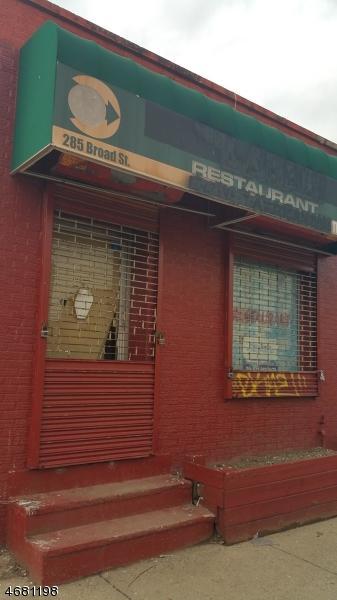 285 Broad St, Newark City, NJ 07104 (MLS #3360034) :: The Dekanski Home Selling Team
