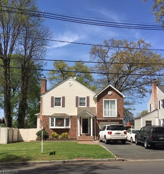 304 Washington Ave, Union Twp., NJ 07083 (MLS #3383299) :: The Dekanski Home Selling Team