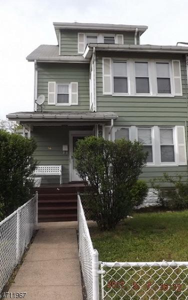 46 Laurel Ave, Irvington Twp., NJ 07111 (MLS #3386042) :: The Dekanski Home Selling Team