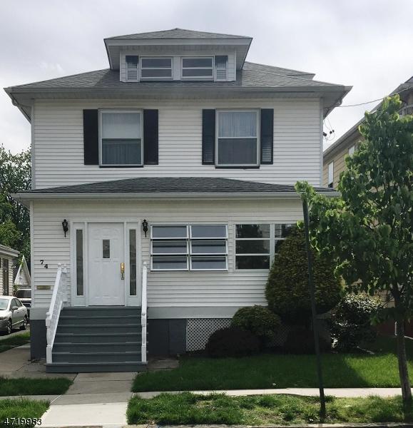 74 Clover St, Elizabeth City, NJ 07202 (MLS #3393477) :: The Dekanski Home Selling Team
