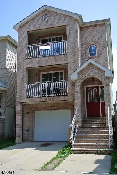 221 Magnolia Ave, Elizabeth City, NJ 07206 (MLS #3396156) :: The Dekanski Home Selling Team