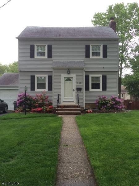 149 Meisel Ave, Springfield Twp., NJ 07081 (MLS #3396800) :: Keller Williams MidTown Direct