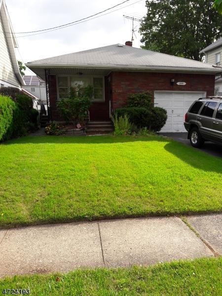 844 Lindegar St, Linden City, NJ 07036 (MLS #3397577) :: The Dekanski Home Selling Team