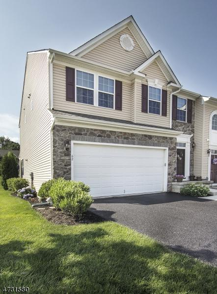 62 Washington Square Cir, Washington Boro, NJ 07882 (MLS #3405150) :: The Dekanski Home Selling Team