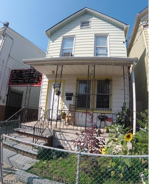 552 Marshall St, Elizabeth City, NJ 07206 (MLS #3410094) :: The Dekanski Home Selling Team