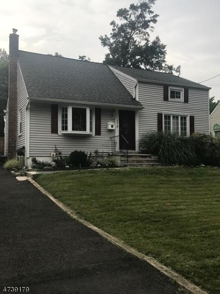 1279 Cambridge, Plainfield City, NJ 07062 (MLS #3411363) :: The Dekanski Home Selling Team