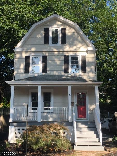 36 Edgewood Rd, Glen Ridge Boro Twp., NJ 07028 (MLS #3411905) :: Keller Williams MidTown Direct