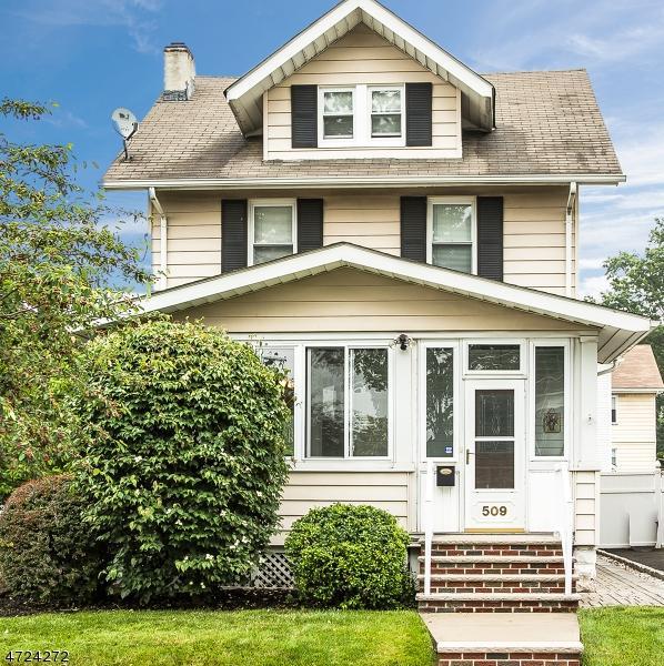509 East St, Garwood Boro, NJ 07027 (MLS #3419006) :: The Dekanski Home Selling Team