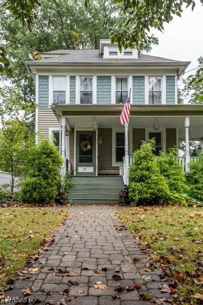 21 Monmouth Rd, Elizabeth City, NJ 07208 (MLS #3424180) :: The Dekanski Home Selling Team