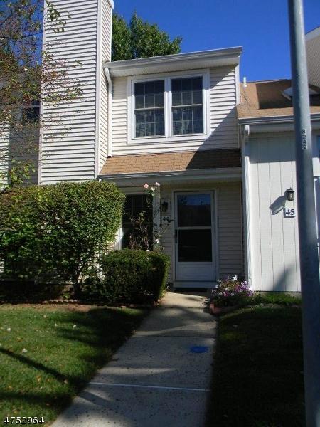44 Nottingham Way #44, Franklin Twp., NJ 08873 (MLS #3424288) :: The Dekanski Home Selling Team