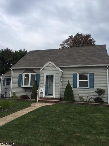 127 Merrill Rd, Clifton City, NJ 07012 (MLS #3424356) :: The Dekanski Home Selling Team
